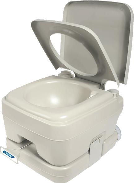 Camco campervan Toilet options Vansage