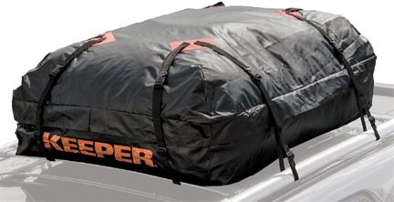 Best Rooftop Cargo Bags Keeper 07203-1 Waterproof Roof Top Cargo Bag Vansage