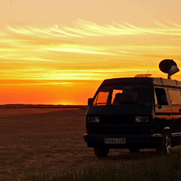 Converting a Van to Live In: The Ultimate Guide