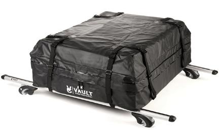 Best rooftop cargo bags Vault Cargo Management Rooftop Bag Vansage