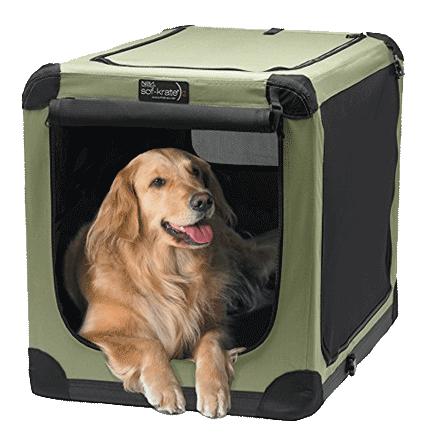 Campervan Life with Dogs NOZTONOZ Sof-Krate Indoor/Outdoor Pet Home VanSage