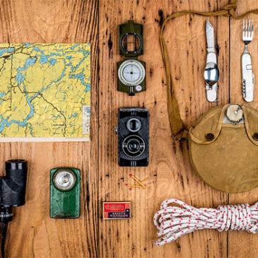 Campervan Essentials List
